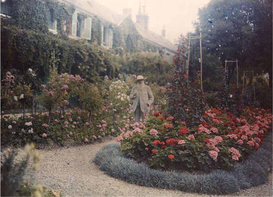 """""""Monet in His Garden at Giverny"""" (1921) is coming to San Francisco's de Young Museum in February. Photo: Courtesy: The Fine Arts Museums Of San Francisco And The Kimbell Art Museum"""