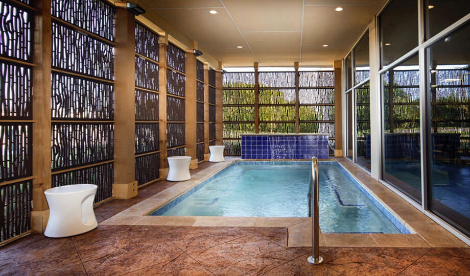 This brand new Best Western GLo hotel near Dallas, TX comes with a gorgeous, tranquil tub and spa space Photo: Best Western