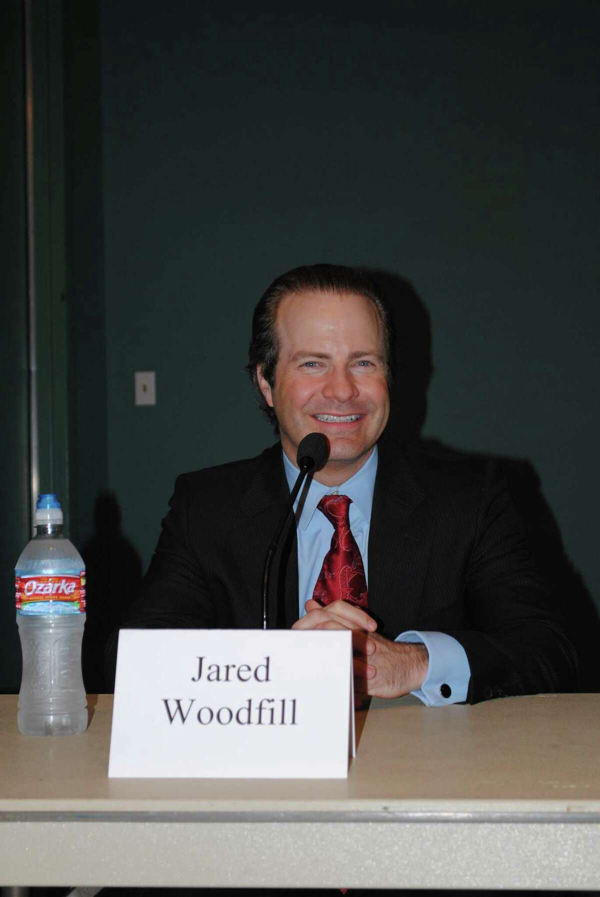 Houston lawyer and former chairman of the Harris County Republican Party Jared Woodfill in June 2017.