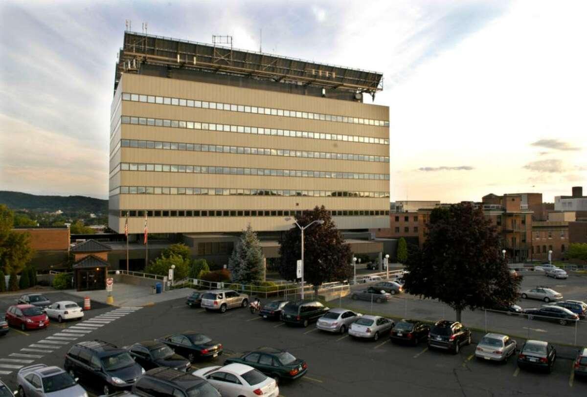 Danbury Hospital, in Danbury, CT.