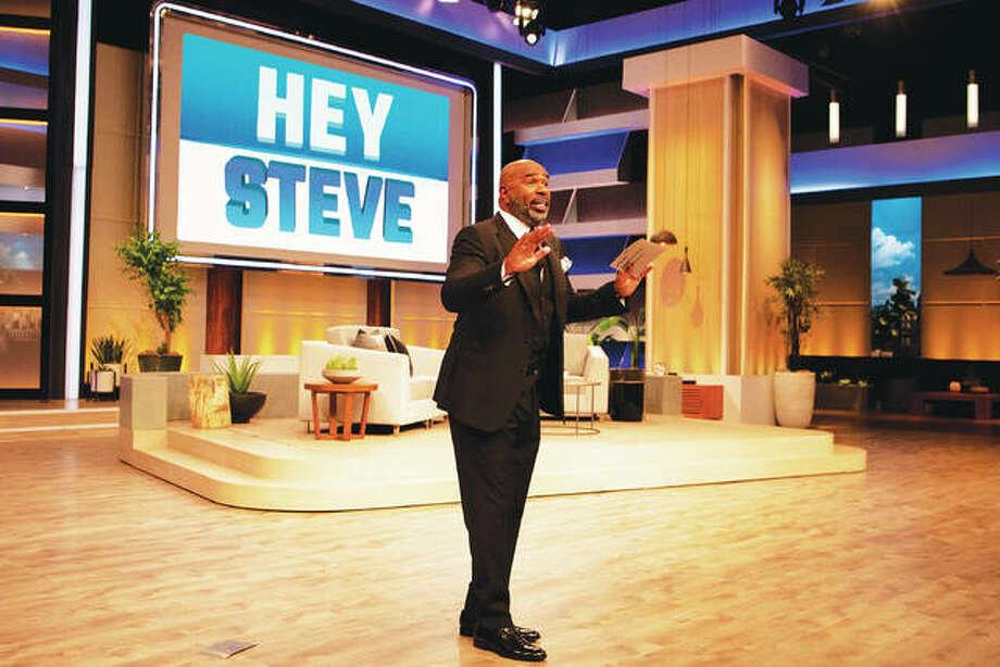 """Steve,"" hosted by comedian, bestselling author and Emmy Award-winner Steve Harvey, delivered during the recent sweeps week. ""Steve"" was among the top four in daytime television."