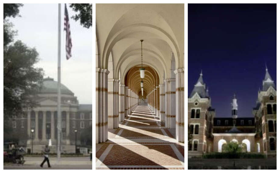 Architectural Digest ranks the 50 Most Beautiful Colleges in America. The magazine searched from coast to coast to to find the most beautiful college campuses. >>> Click through to see if your alma mater made the cut.   Photo: BeFunky Collage
