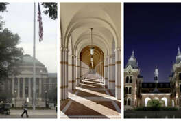 Architectural Digest ranks 50 Most Beautiful Colleges in America.