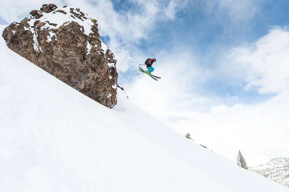 Winter scenes from Kirkwood Mountain Resort. Photo: Vail Resorts, Tom Cohen / Vail Resorts