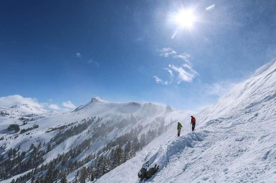 FILE - Winter scenes from Kirkwood Mountain Resort. Photo: Vail Resorts