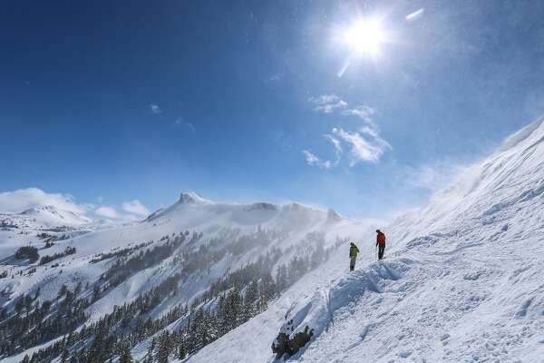 Q&A: Vail CEO on the future of skiing - SFChronicle com