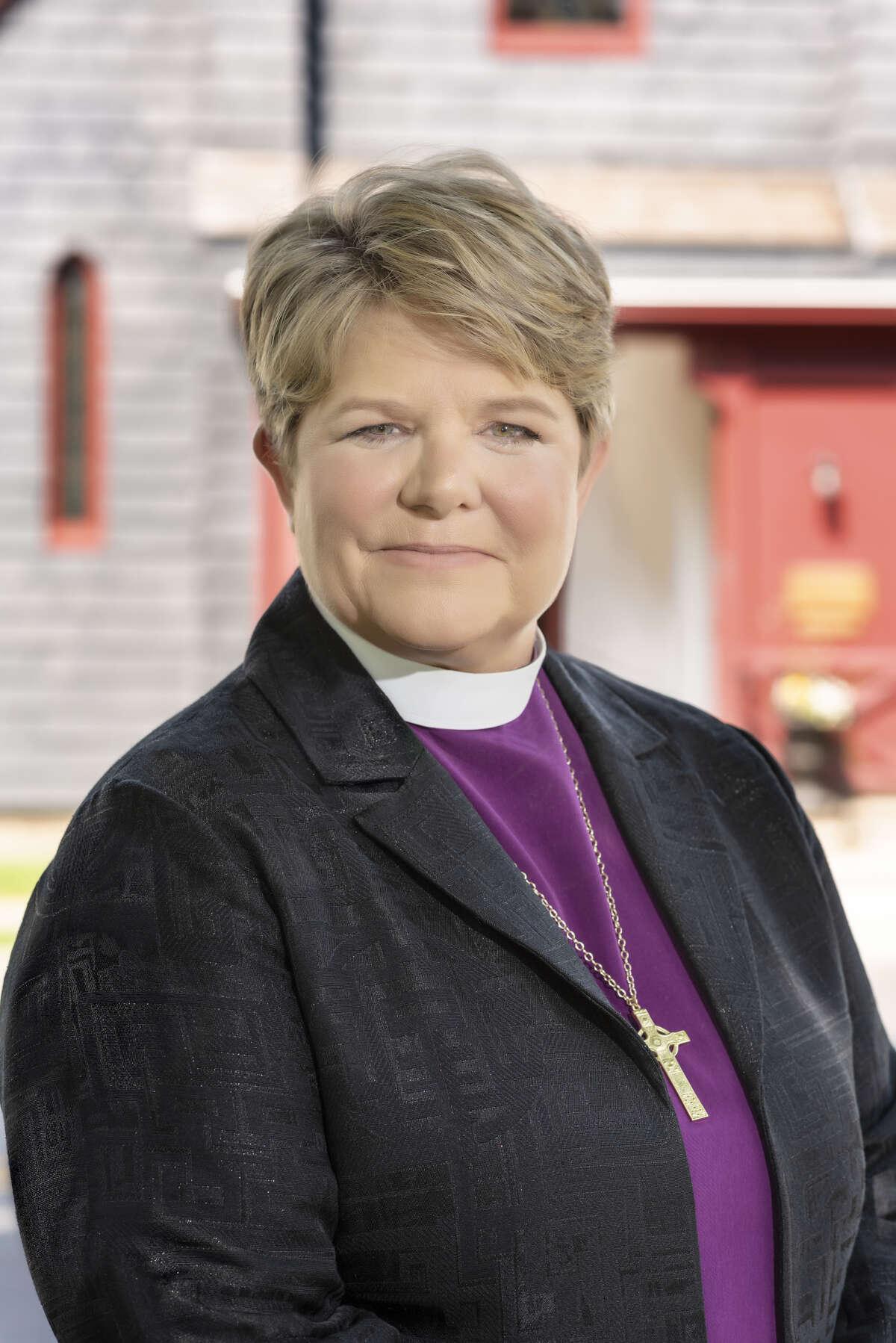 Bishop DeDe Duncan-Probe of the Episcopal Diocese of Central New York.