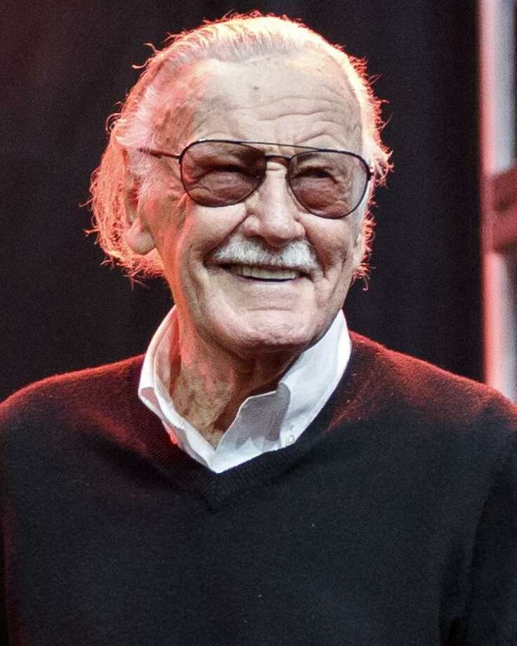 Comic book writer Stan Lee has died. He was 95. Photo: Rich Polk, Stringer / 2017 Getty Images