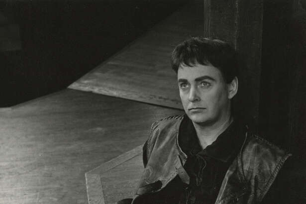 """Actor Douglas Rain in 1966, playing the title role of """"Henry V"""" in a production at the Stratford Festival in Canada."""
