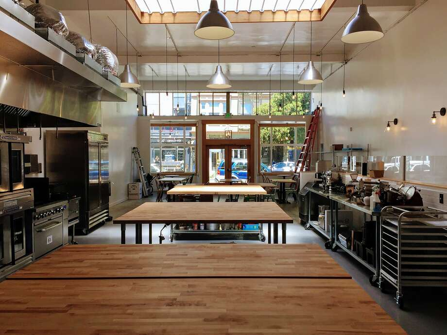 Tinker Kitchen, a 'maker space' for food, opens in the Mission