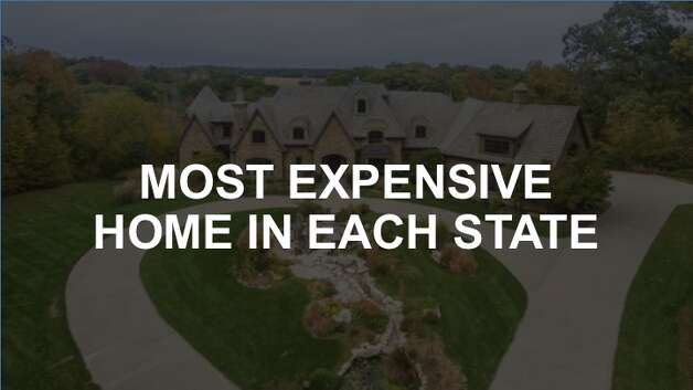 Check out the gallery to see the most expensive home in each state. Photo: Business Insider / Trulia