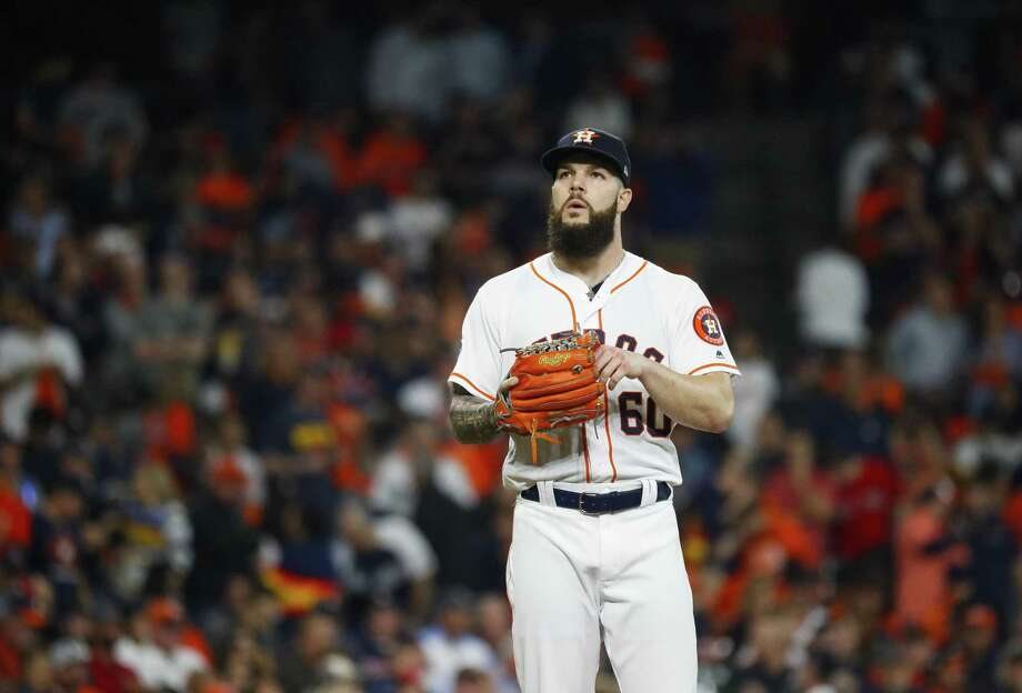 PHOTOS: The best MLB free agents still available Lefthander Dallas Keuchel has a lifetime record of 76-63 and an ERA of 3.66. He's still looking for a team to sign him this offseason. Browse through the photos above for a look at the best free agents still on the market as well as where some of the other top free agents have signed ... Photo: Karen Warren, Houston Chronicle / Staff Photographer / © 2018 Houston Chronicle