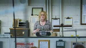"Patricia Arquette as Tilly in ""Escape at Dannemora"" (Episode 2)."