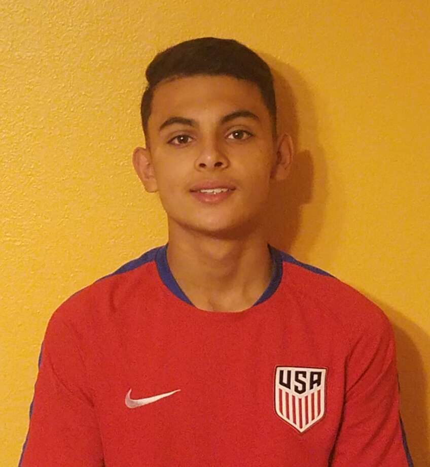 Cesar Cordova recently competed at a U.S. National Team camp in California. Photo: Submitted Photo