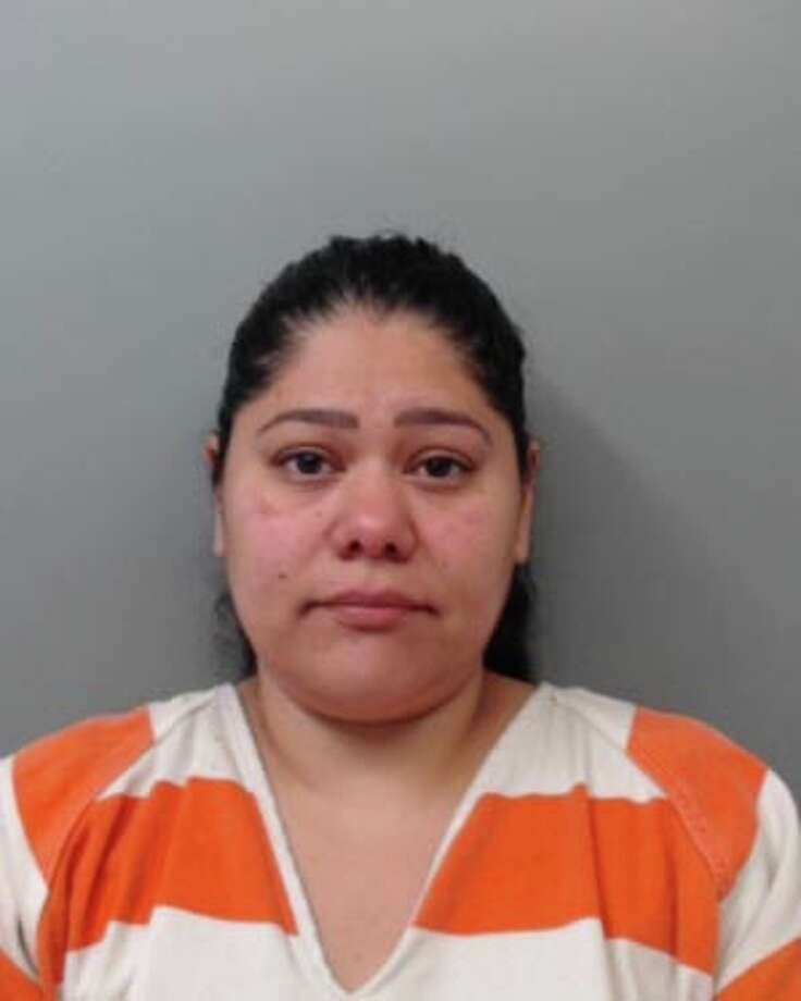 Genitza Jenny Fernandez, 37, was charged with injury to a child and endangerment of a child. Photo: Webb County Sheriff's Office