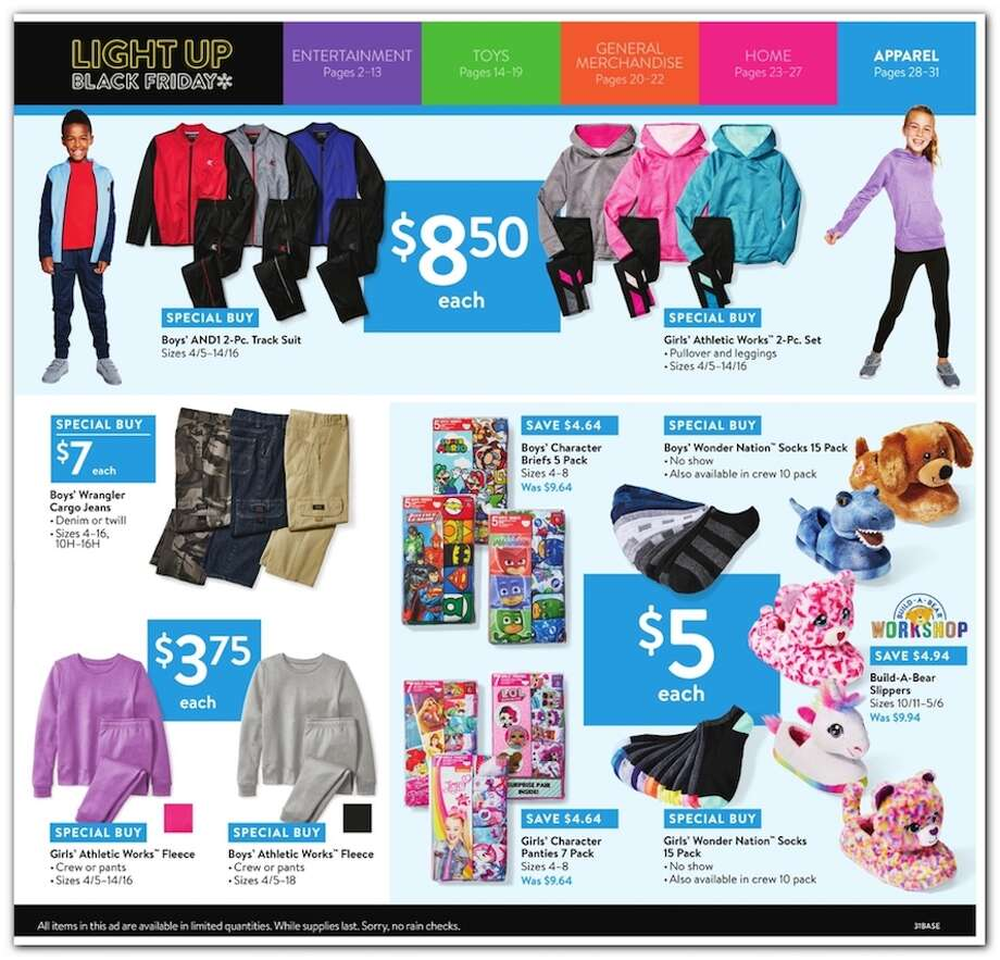 buy online b8148 ed0ad Walmart announces its Black Friday deals for 2018 - Houston ...