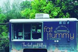 """Fat Tummy Empanadas, which offers Argentinian-style empanadas to San Antonio;, will be featured on Food Network's """"Diners, Drive-Ins and Dives"""" on Nov. 30, 2018, at 7 p.m., the joint announced."""