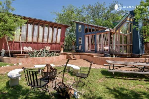 Spicewood cabin Average price per night: $175