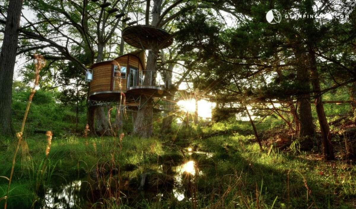 Austin tree house Average price per night: $231
