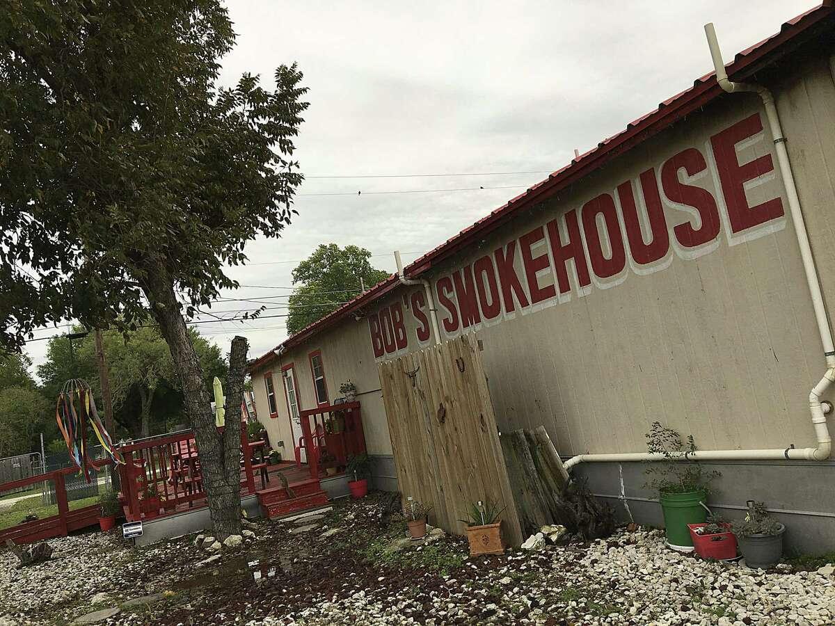 Bob's Smokehouse on FM 78 in Kirby northeast of San Antonio.