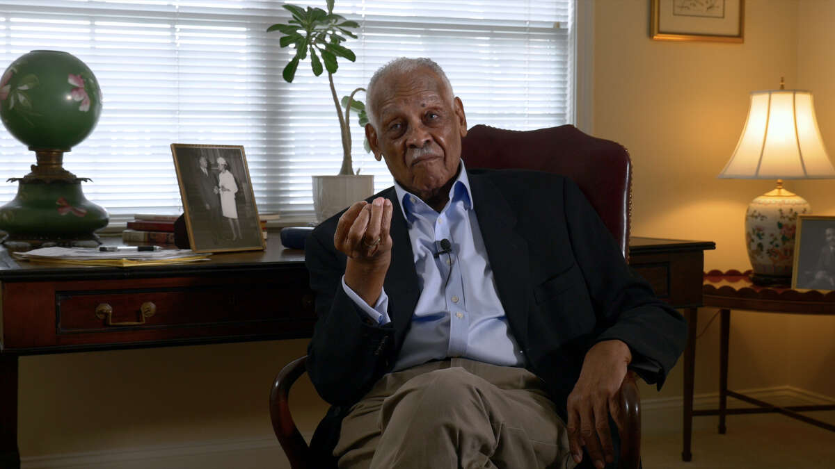 Civil rights lawyer Peter Pryor interviewed for documentary