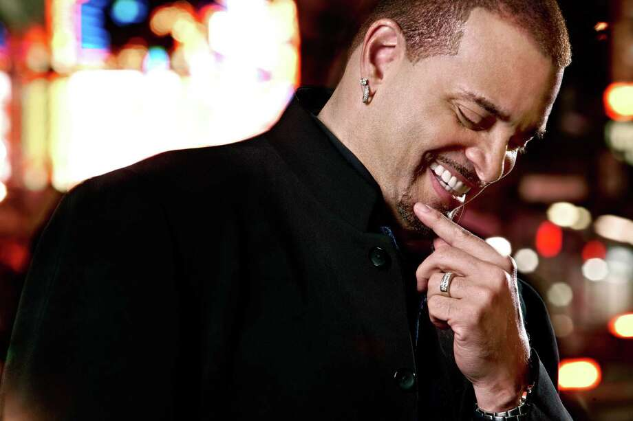 Sinbad brings his comedy to the John Lyman Center for the Performing Arts in New Haven Nov. 23. Photo: Ian White / Contributed Photo