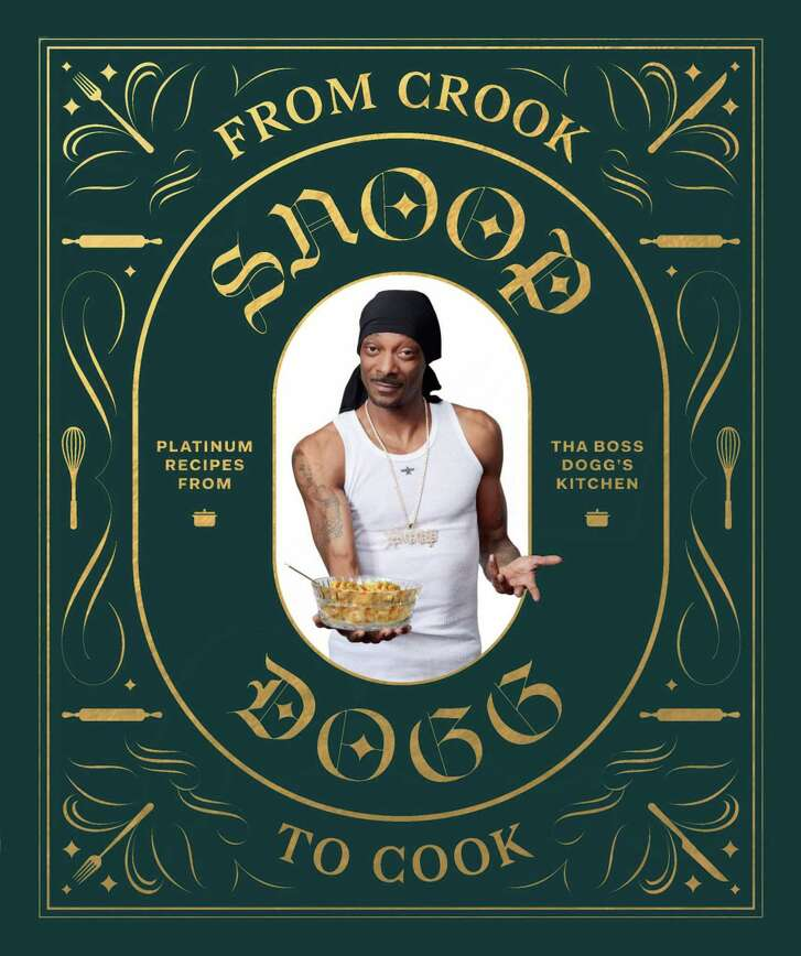 """From Crook to Cook"" by Snoop Dogg (Chronicle Books)"