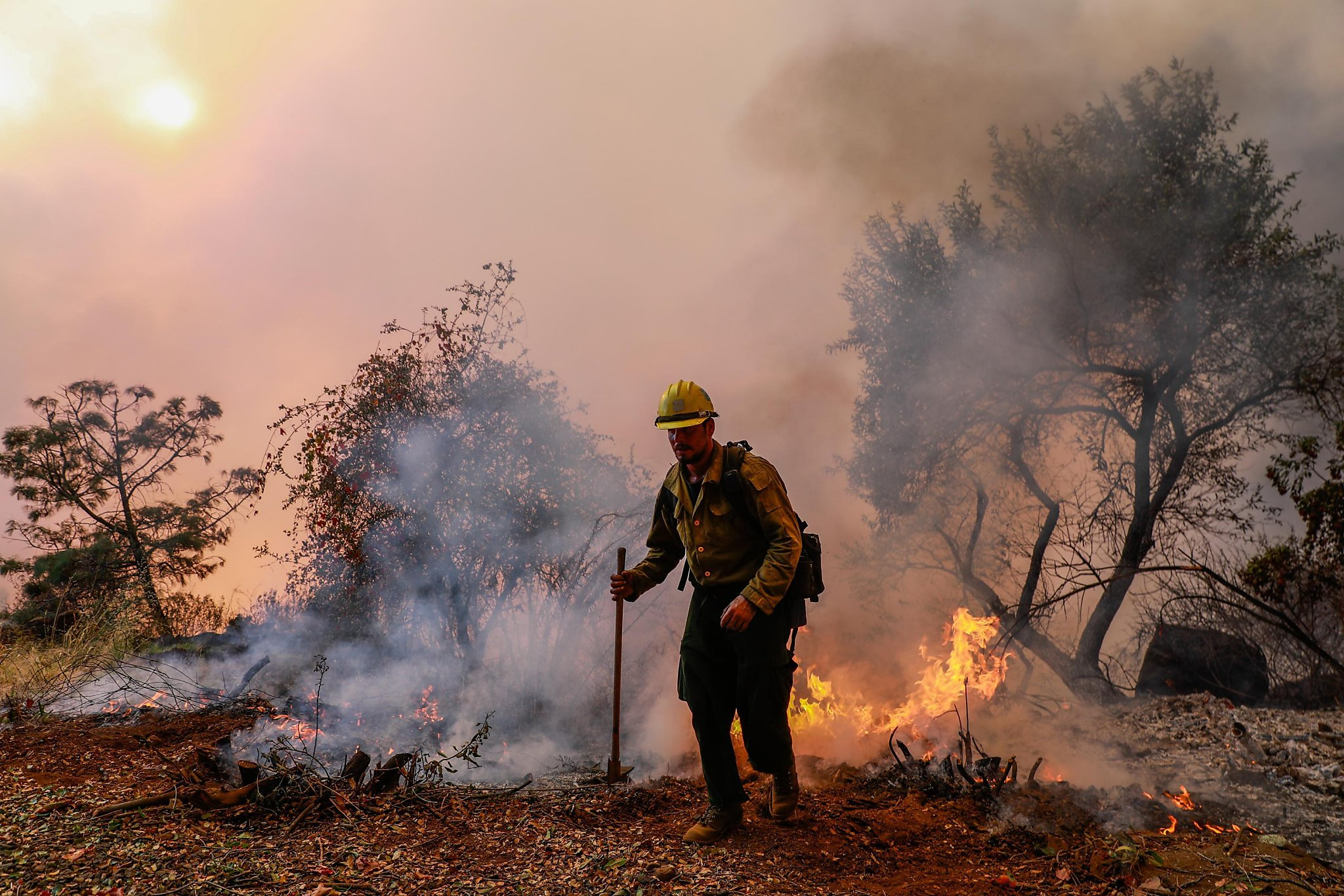 California Wildfires cover image