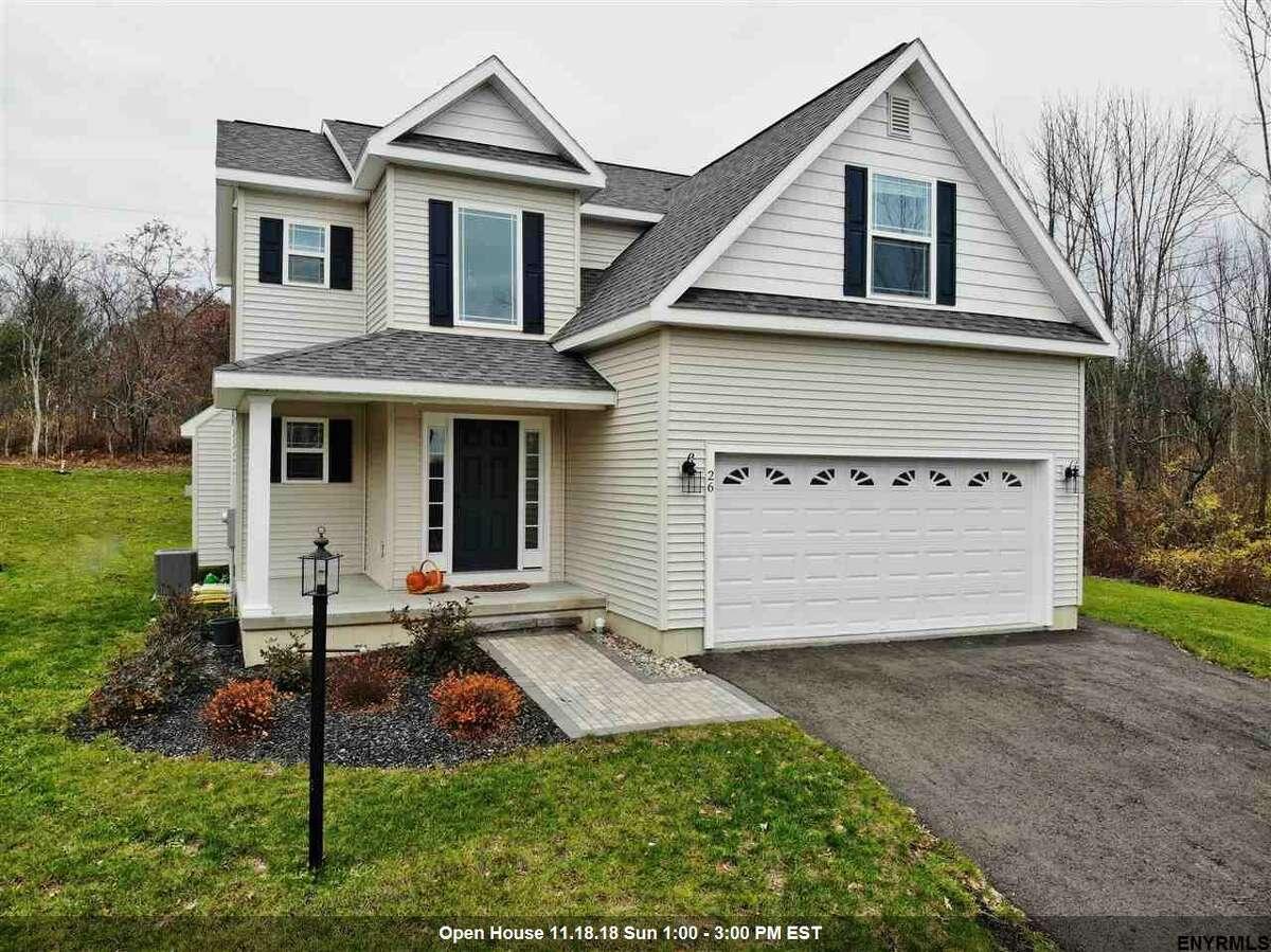 $299,995. 26 Morgan Ct., Stillwater, NY 12170. View listing.