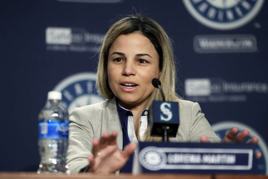 Major League Baseball is launching an investigation into the Seattle Mariners following allegations of workplace gender and racial discrimination by ex-club staffer, Dr. Lorena Martin. Photo: Ted S. Warren/Associated Press