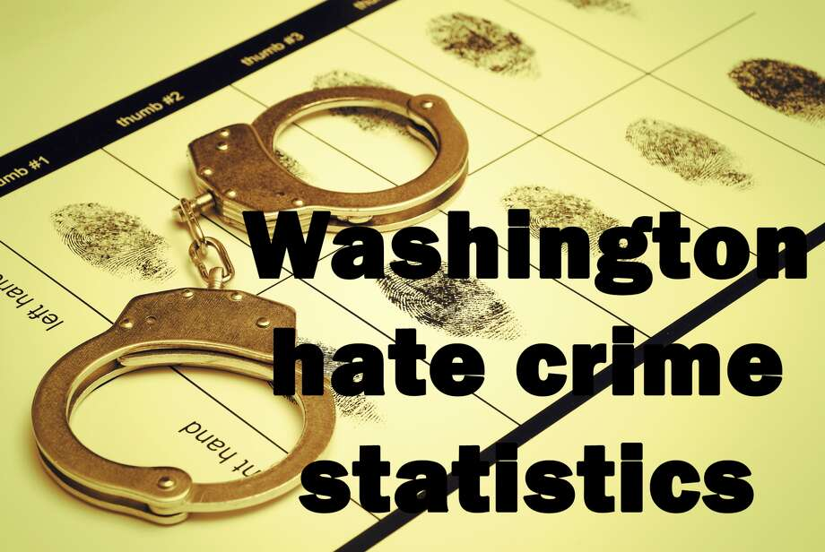 The FBI released its annual hate crime statistics Tuesday, revealing a dramatic increase in hate crimes in Washington state as a whole in 2017, as well as several cities.