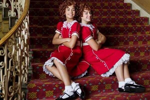 """Visesia Fakatoufifita stars in 5th Avenue Theater's """"Annie."""""""