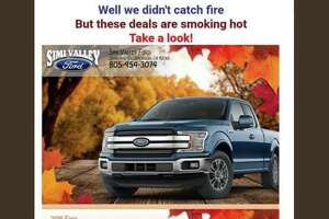 "A Southern California Ford dealership is being criticized for a tone-deaf advertisement touting its ""smoking hot"" deals."