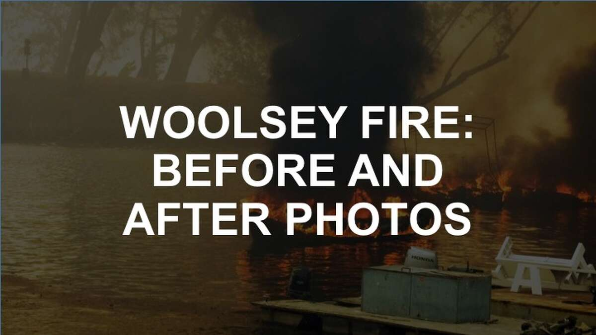 Check out the gallery for photos of the Woolsey Fire's impact on Southern California.