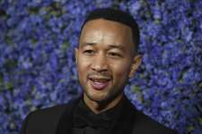 John Legend at a Los Angeles event in September.