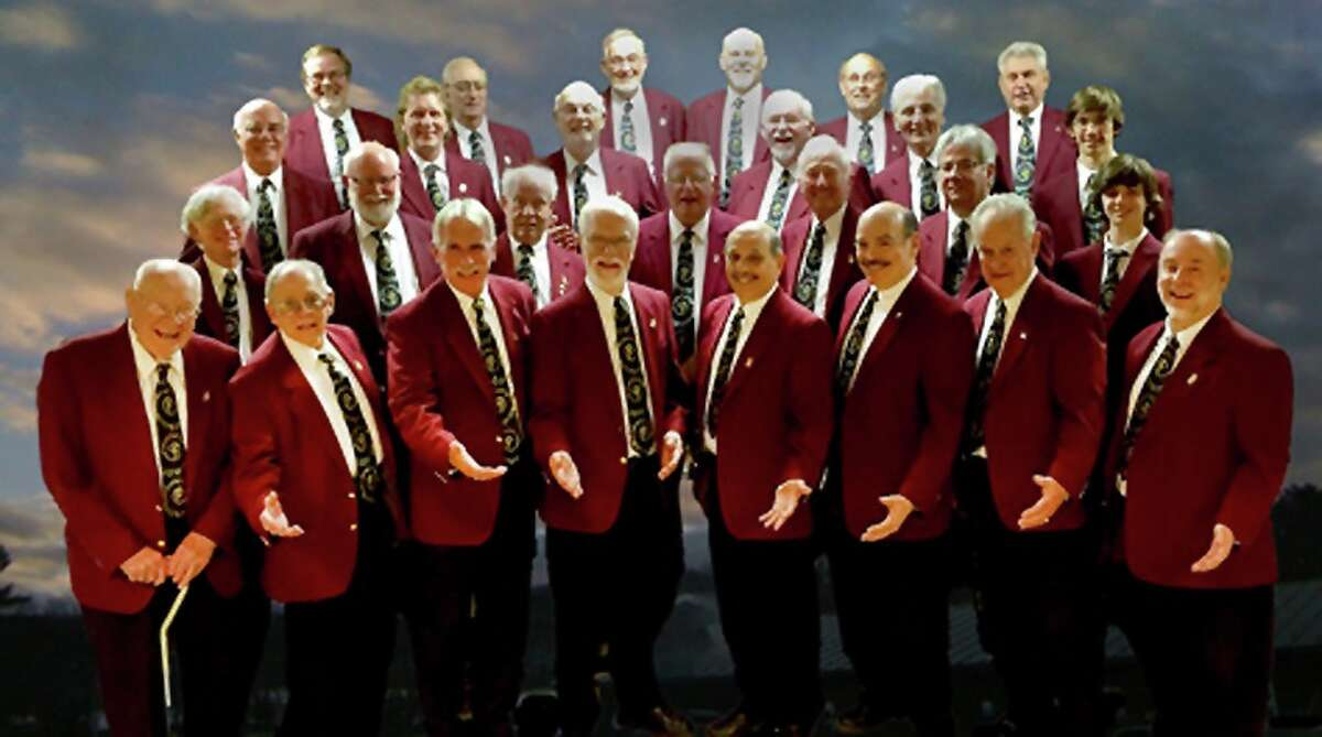 The Electric City Chorus, a men's a cappella, close-harmony group, performs a free concert at 2 p.m. Sunday, Feb. 7, at Guilderland Public Library. The repertoire draws from Broadway musicals, pop music, big band standards, and includes love songs.