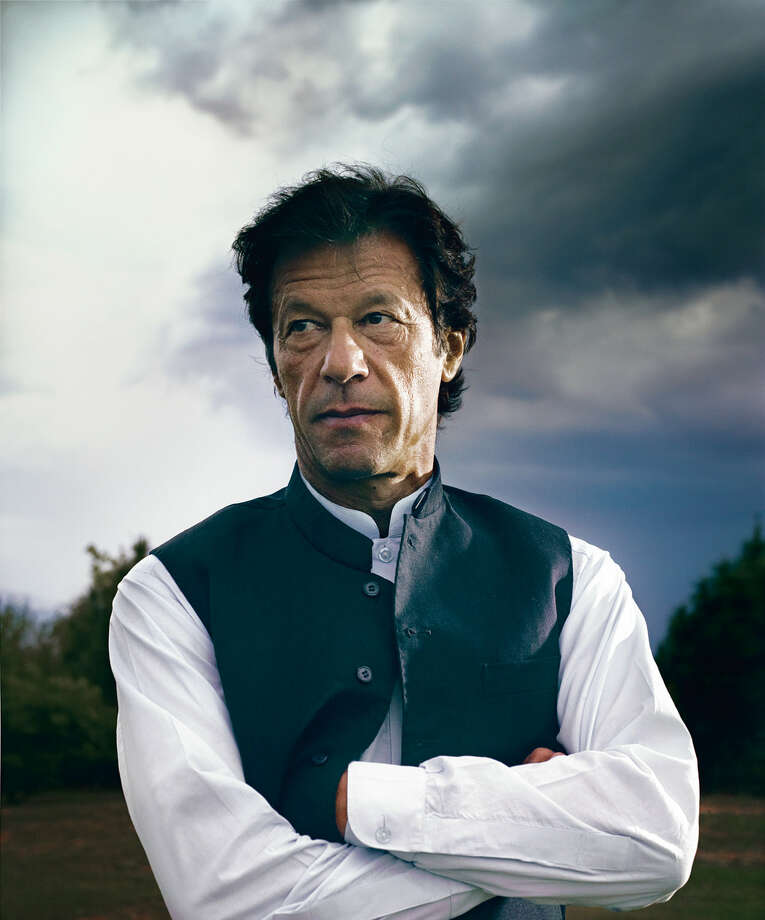 Pakistan Prime Minister Imran Khan (New York Times photo) / This photograph is protected by United States copyright law and