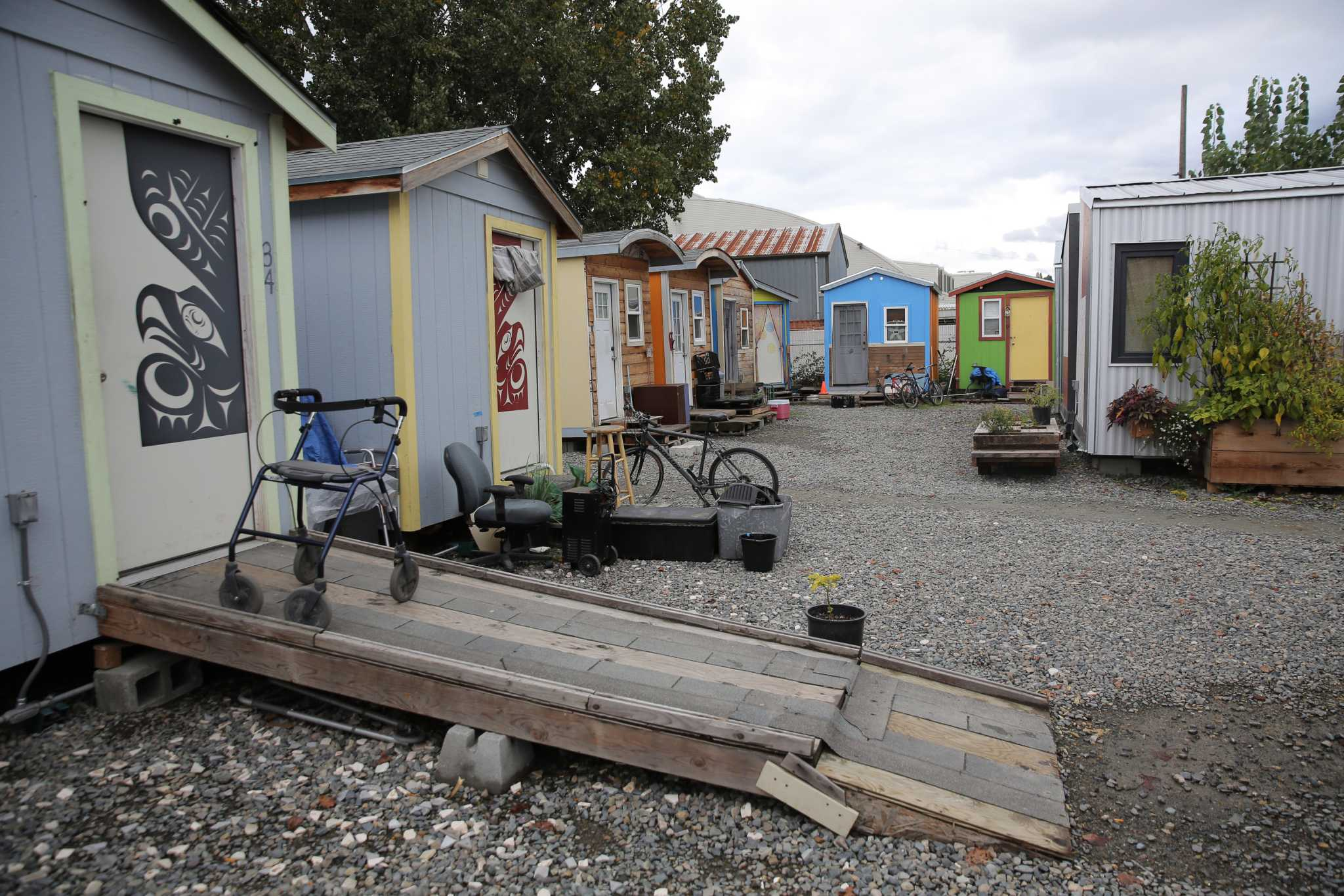 Seattle councilmember pushes for increasing number of tiny house villages