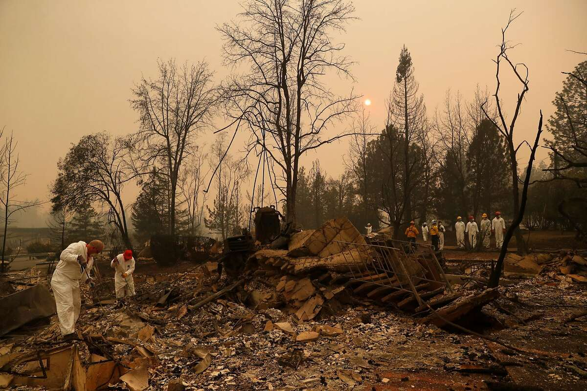 PG&E Says SEC Is Investigating Wildfire Disclosures
