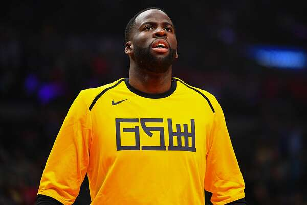2b002595350 Warriors suspend Draymond Green for Atlanta game after tiff with ...