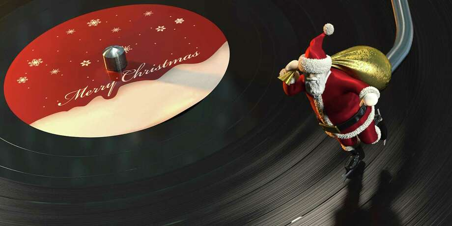 whether you play vinyl or stream on spotify theres a new christmas album this year