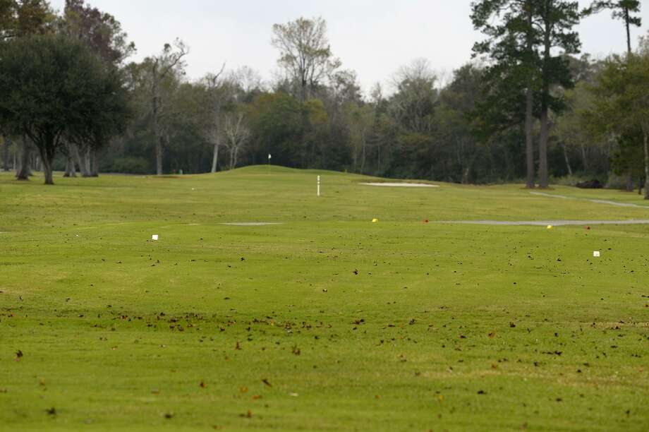 The Henry Homberg Municipal Golf Course on Tuesday. The Beaumont City Championship has been postponed due to rain that has left the course soggy.   Photo taken Tuesday 11/13/18  Ryan Pelham/The Enterprise Photo: Ryan Pelham / The Enterprise / ©2018 The Beaumont Enterprise