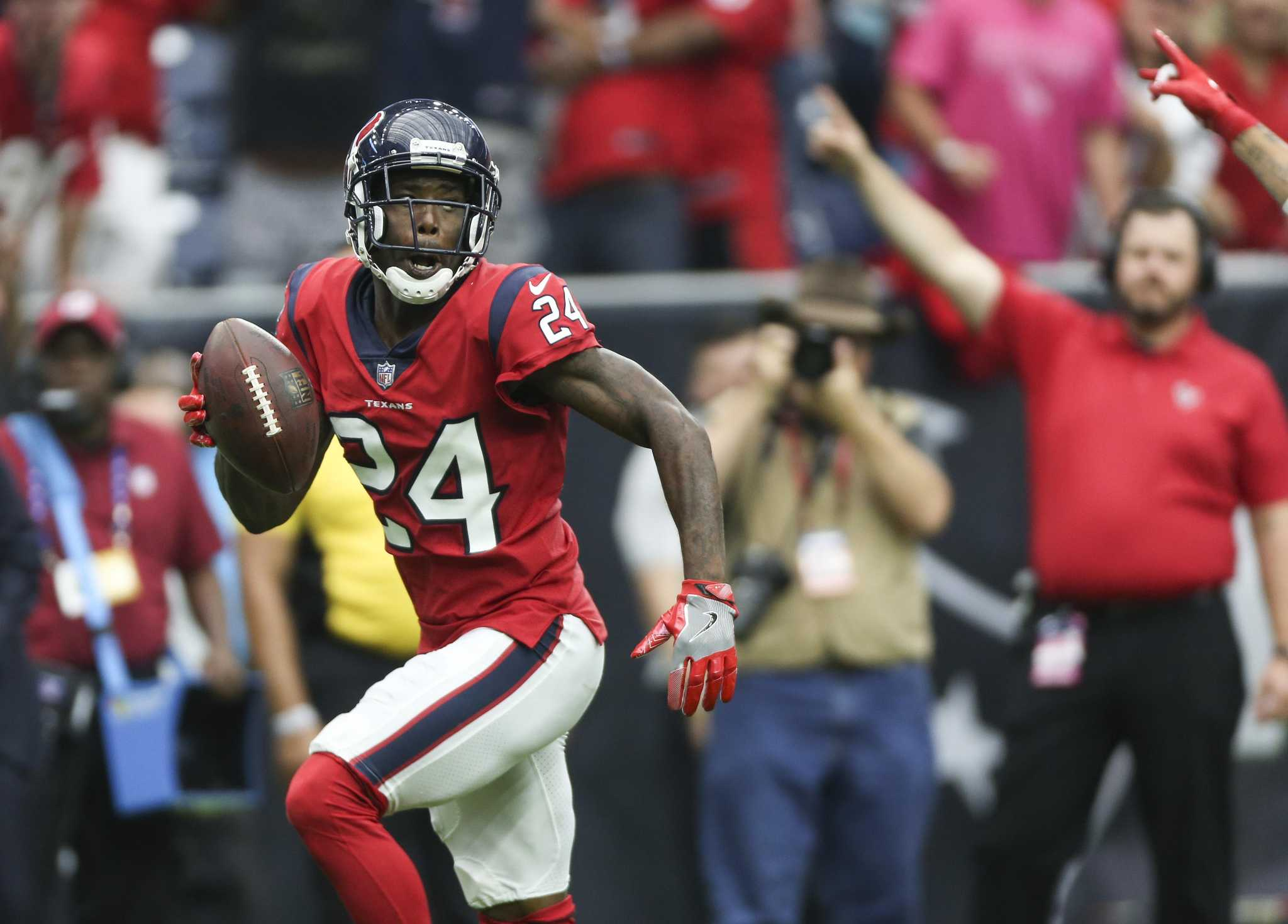Texans, free agent Johnathan Joseph part ways