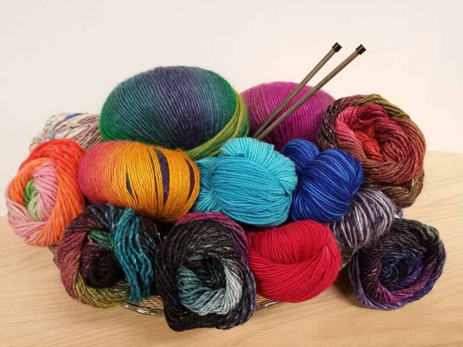 """In Sheep's Clothing on Water Street, Torrington, is holding a """"yarn tasting"""" this weekend. Photo: Ginger Balch / Contributed Photo"""
