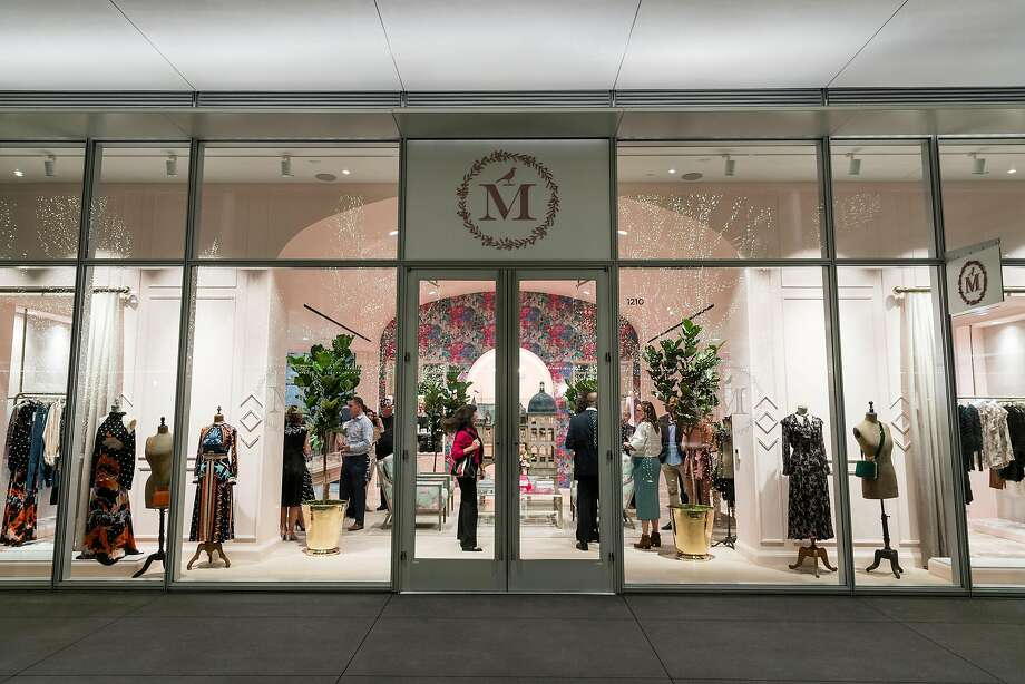 M by Maggie Rizer, a fashion boutique managed by Maris Collective, had its grand opening Nov. 7 at new City Center Bishop Ranch lifestyle complex in San Ramon. Photo: Drew Altizer / Drew Altizer Photography