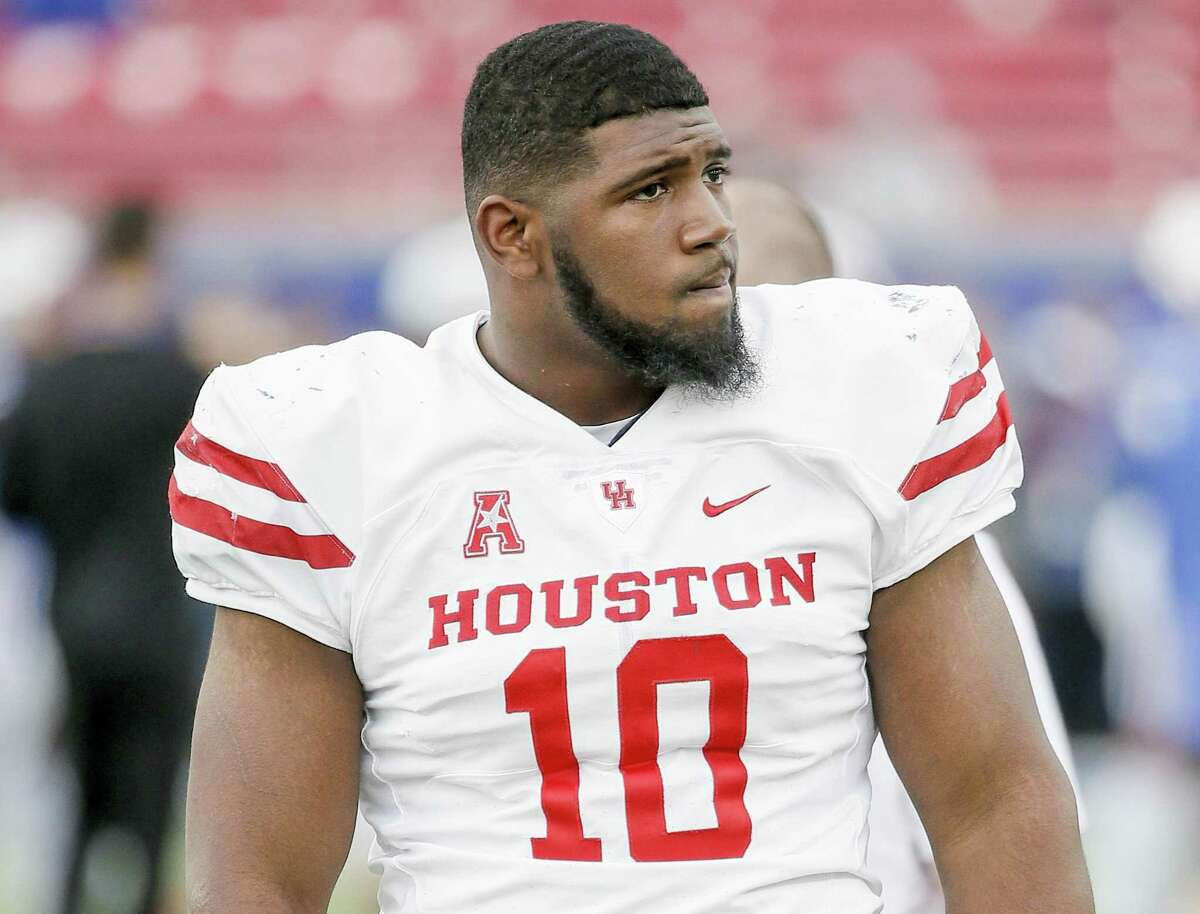 A knee injury will sideline Ed Oliver for a fourth consecutive game when the Houston Cougars host Tulane on Thursday night.