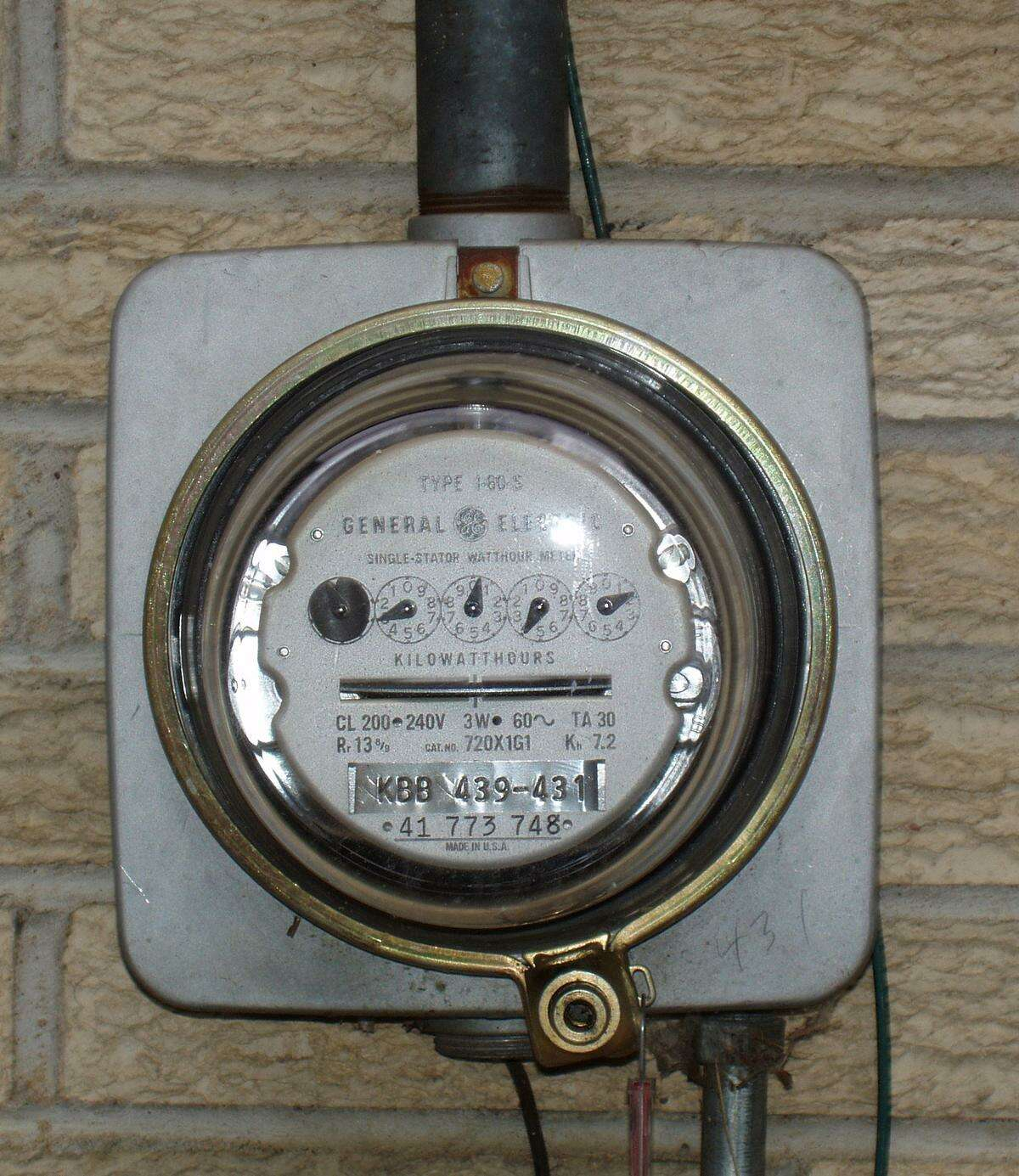 Electricity prices in Houston jumped last year.