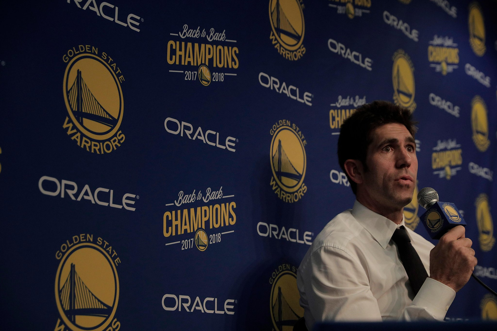 9f54b12ce Q A  Bob Myers details where Warriors stand ahead of trade deadline ...