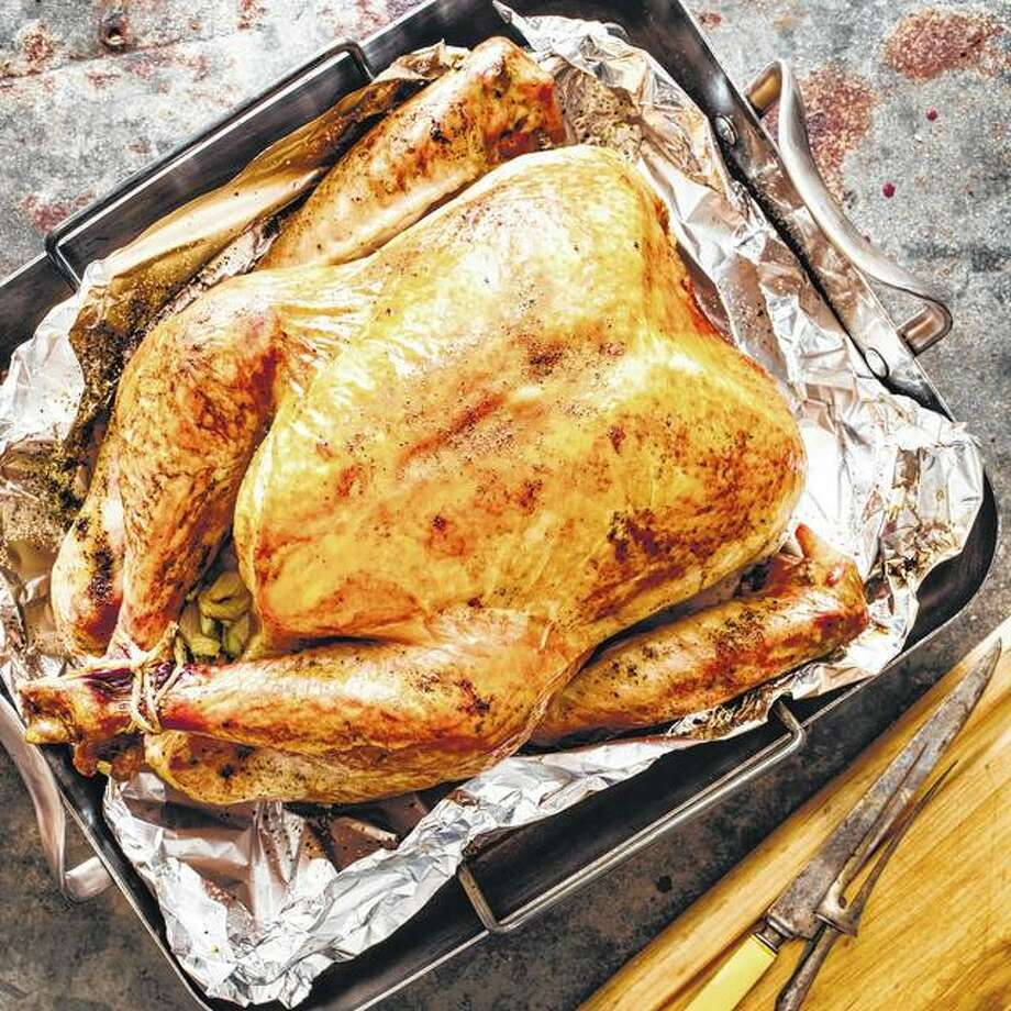 A roast turkey fit to be the centerpiece of a Thanksgiving meal is relatively easy to achieve with a bit of attention to detail. Photo: Daniel J. Van Ackere | America's Test Kitchen Via AP