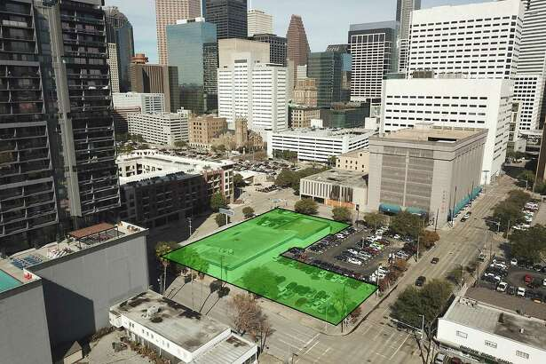 The Downtown Redevelopment Authority has begun the planning process for the new Southern Downtown Park, bounded by Bell, San Jacinto, Leeland and Fannin Streets.